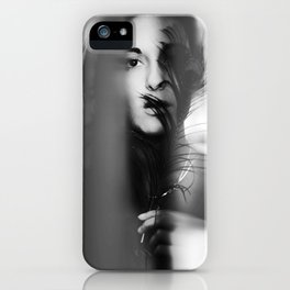 The devil you know is better than the one you don't iPhone Case