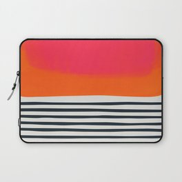 Sunset Ripples Laptop Sleeve