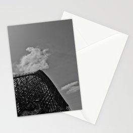 The same ups and downs Stationery Cards