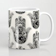 Hamsa Hand Pug Mug