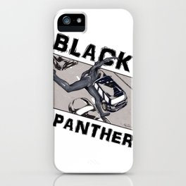 Black Panther 2018 iPhone Case