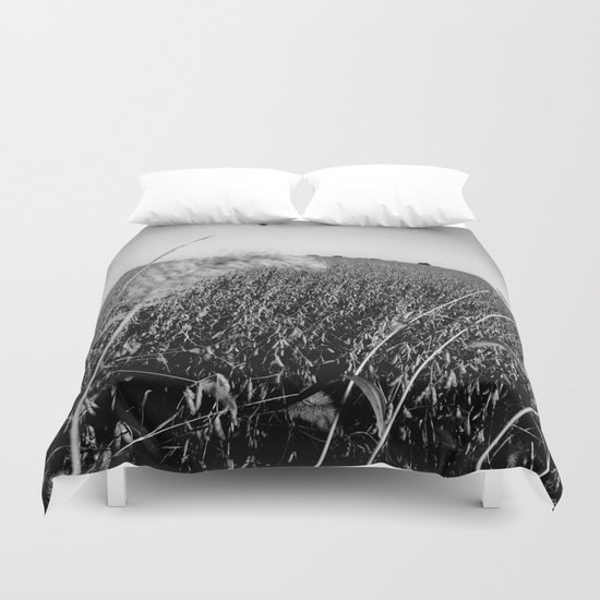 Cornfield Number 1 Duvet Cover