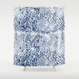 Snake Skin Shower Curtain