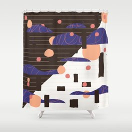 KUST Shower Curtain