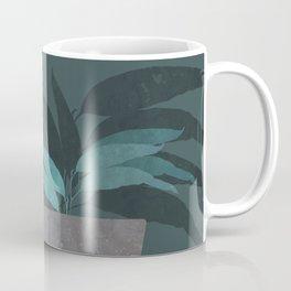 Nomad Desert House Still Life Night Watercolor Coffee Mug