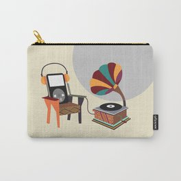 Retro Music Playlist II Carry-All Pouch