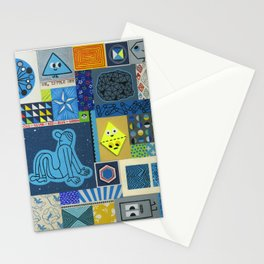 Oh little one, you are a Brilliant Star Stationery Cards