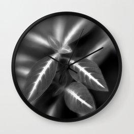 Botanica Obscura #7 Wall Clock