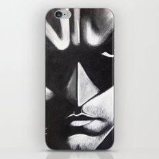 DARK HERO FACE iPhone & iPod Skin