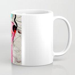 Ugly Mountain Detonation I Coffee Mug