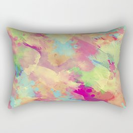Abstract 40 Rectangular Pillow