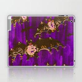 Twilight Bats Laptop & iPad Skin
