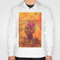 spice Hoodies featuring Spice Kid by The Art of Vancuf