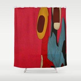GRIM REAPER #3 Shower Curtain