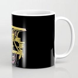 Truck Space Coffee Mug