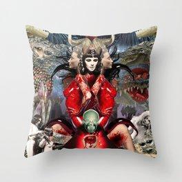 Kingdom Throw Pillow