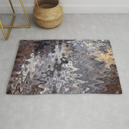 Puddles and Reflections Rug