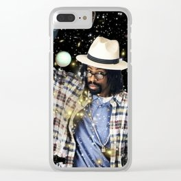 Dres World Clear iPhone Case