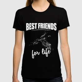 Best Friends For Life - Parrot For Every T-shirt