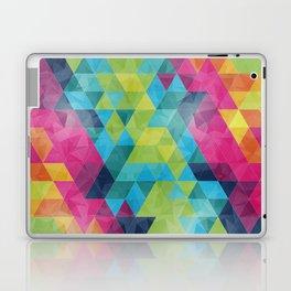 Fragmented folds Laptop & iPad Skin