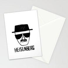 Heisenberg - Breaking Bad Sketch Stationery Cards