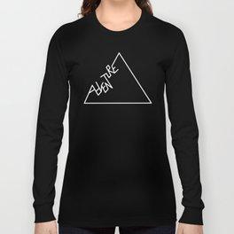 Adventure Mountain Sky Long Sleeve T-shirt
