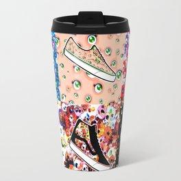 Takashi Murakami - Vans Shoe Travel Mug