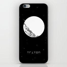 TRITON iPhone Skin