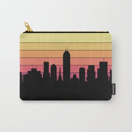 Indianapolis Skyline Carry-All Pouch