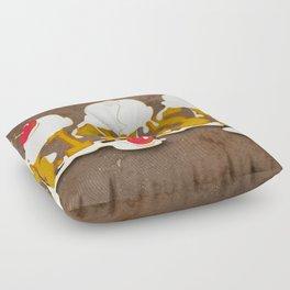 A Scoop of Pi Floor Pillow