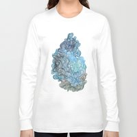 friday Long Sleeve T-shirts featuring Friday Afternoon by Marcelo Romero