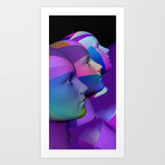 public viewing -5- Art Print