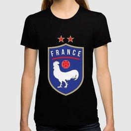 France Football - World Cup Champions 2018 T-shirt