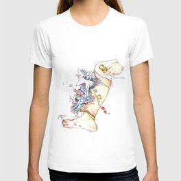 "Original illustration-""Legs City "" T-shirt"