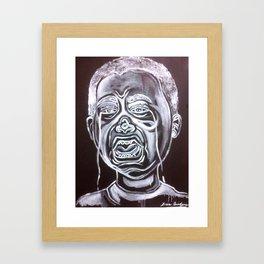 Bully(You're Stupid) Framed Art Print