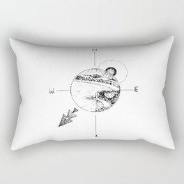 New Zealand's beauty *Whitianga Rectangular Pillow