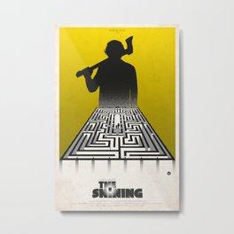 Shining (SK Films) Metal Print