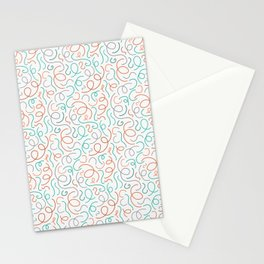 A Stringy Mess Stationery Cards