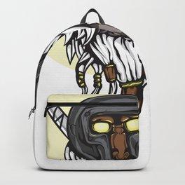 Tired Warrior Backpack