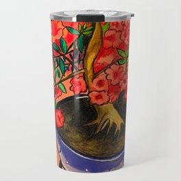 Southern Indian hybrid azalea 2 Travel Mug