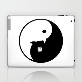 Goodnight / Oyasumi Punpun - Yin Yang Laptop & iPad Skin