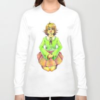 chihiro Long Sleeve T-shirts featuring Chihiro by Mottinthepot