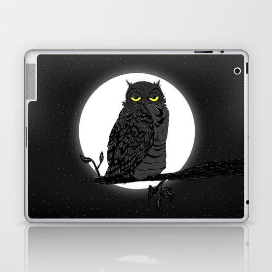 Night Owl V. 2 Laptop & iPad Skin