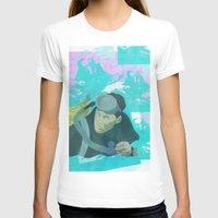 scuba T-shirts featuring Scuba Steve by Even In Death