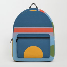 Millennium Blocks Backpack