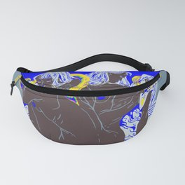My Creative Process Fanny Pack