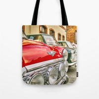 mini Tote Bags featuring mini by Dr3amdancer