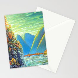 Nelson Lakeview Stationery Cards