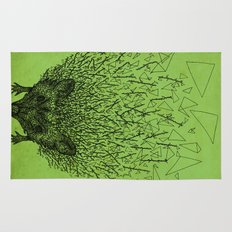 Thorny hedgehog Rug
