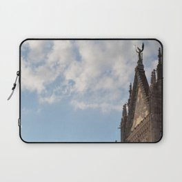 Siena cathedral at sunset Laptop Sleeve